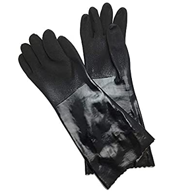"West Chester 12018-L 12018 Chemical Resistant PVC Coated Work Gloves: 18"" Length, One Size Fits Most, 1 Pair from West Chester"