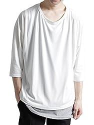 Tシャツの重ね着