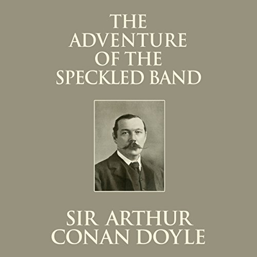 The Adventure of the Speckled Band copertina