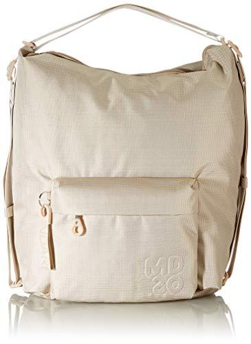 Mandarina Duck MD 20 Damenhandtasche, Einheitsgröße, Off White - Größe: Einheitsgröße