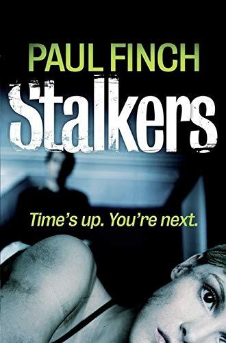 Stalkers (Detective Mark Heckenburg, Band 1)