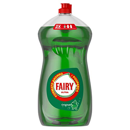 Fairy Ultra - Líquido lavavajillas ,1015 ml
