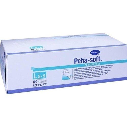Peha-soft powderfree unsteril - Gr. Large - PZN 07126891 - (100 Stück).