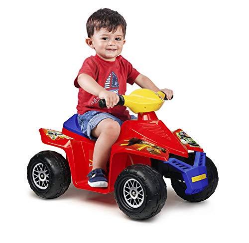 Feber Racy Toy Story 4 Quad Elettrico per Bambini, 6 V, Multicolore, 800012182