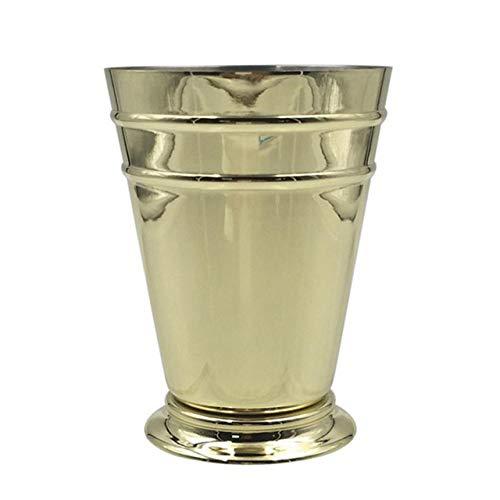 EmNarsissus 400 ml de Acero Inoxidable 304 Taza de Cobre de Moscú, Taza de Julep, Taza de Cerveza, Vasos, Taza de cóctel multifunción, Utensilios de Cocina, Herramienta de Cocina