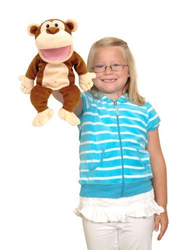 Monkey Hand Puppet