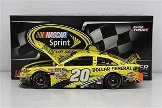 Action 2013 Matt Kenseth #20 Dollar General Las Vegas Kobalt Tools 400 Raced Win Version Diecast 1/24