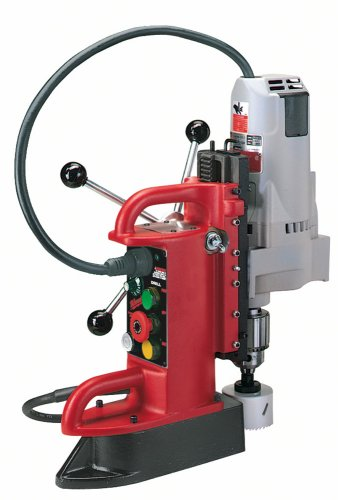Review Of Magnetic Drill Press, 350RPM, 3/4 In Steel