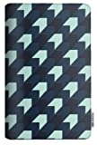 X-Doria SmartStyle Apple iPad Air Folio Flip Cover Case (Blue Arrow Check)