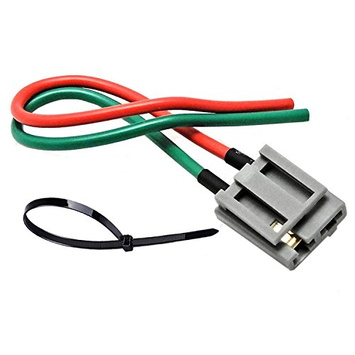 Xislet HEI Distributor Pigtail Wire Harness Tachometer Pigtails 12v Power & Tach Connector Plug for Ford RV Chevy GM HEI 170072