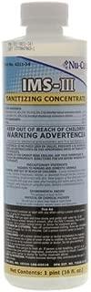 Nu-Calgon 4211-34 Ice Machine Sanitizer No Rinse,Machine Cleaner (16 fl oz), White