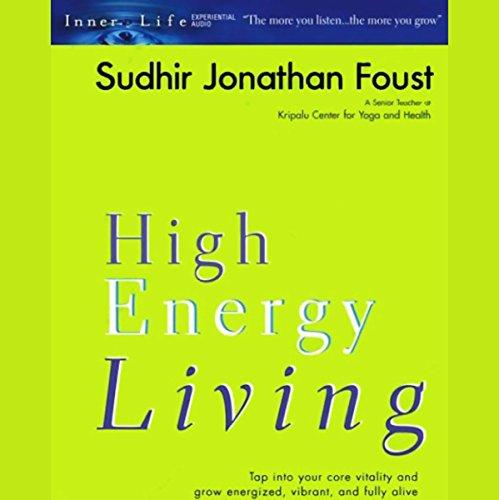 High Energy Living audiobook cover art