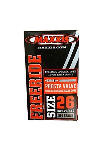 Maxxis Freeride 26 x 2.20/2.50 Presta 2016 Chambre à air de vélo par Maxxis