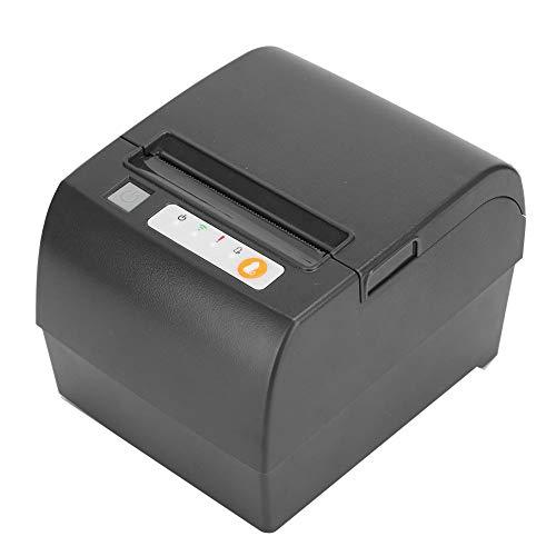 Imprimante thermique de reçus, Imprimantes d'étiquettes thermiques USB de bureau pour prise en charge Bluetooth, Mini imprimante portable à faible bruit pour toutes les caisses enregistreuses (je)