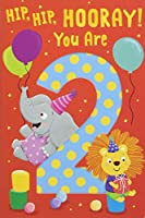 Hip, Hip, Hooray You Are 2! (Special Delivery Books)