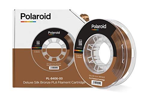 Polaroid Filament 250 g Universal Deluxe Silk PLA Filament Bronze