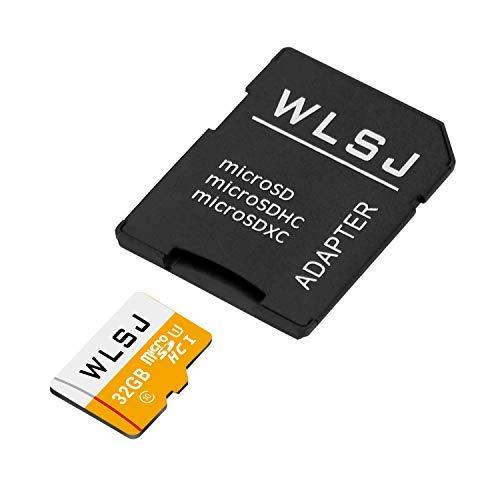 Micro SD Memory Card Micro SDXC Class 10 U1 + Adattatore SD (32 GB)