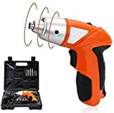 FreshDcart FDCTG3 Cordless Drill Machine with Rechargeable Screwdriver and 45 Pieces Bit Set