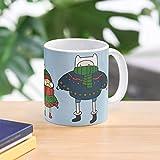And Mug Christmas Jake Sweaters Finn Best 11 Ounce Ceramic Coffee Mug Gift