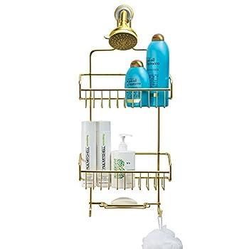 Best brass shower caddy Reviews