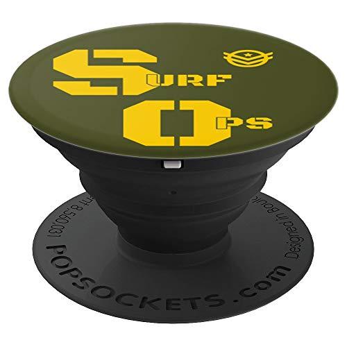 Groß Surf Ops - PopSockets Ausziehbarer Sockel und Griff für Smartphones und Tablets