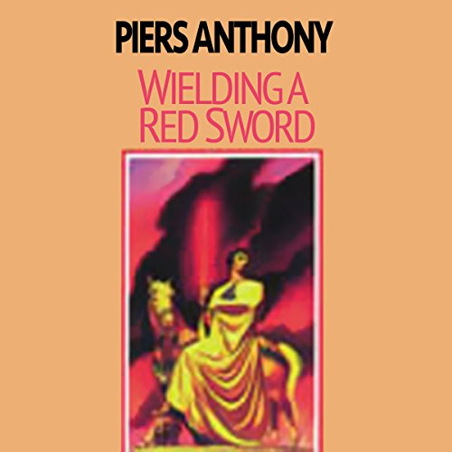 Wielding a Red Sword cover art