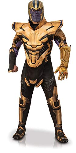 Thanos Costume Cosplay Avengers Endgame