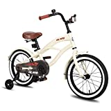 JOYSTAR14 Kids Cruiser Bike with Training Wheels for Ages 2-6 Years Old Girls & Boys, Toddler Kids...