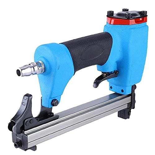 Aire Pin Clavadora Grapadora neumática 1013J 10-30mm clavo de la herramienta eléctrica...