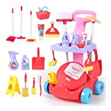 Reinigungswerkzeuge für Kinder Kinderreinigung Set für Kleinkinder 16 stücke Pretend Spielen...