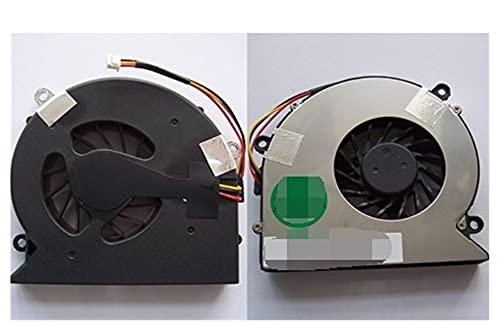 yaoqijie Nuova vestibilità per Acer Aspire DC280003L00 DC280003I00 DFS531205M30T AB7805HX-EB3 (X1) Refrigeratore di raffreddamento della ventola della ventola della CPU del computer portatile della se
