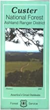 Custer National Forest Map (ashland ranger district) - Waterproof