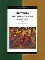 ストラヴィンスキー: 春の祭典/ブージー & ホークス社/大型スコア