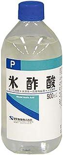 健栄製薬 ケンエー 氷酢酸P 500ml