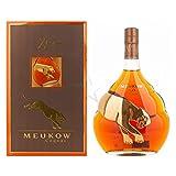 Meukow X.O. Gold Panther Cognac 40,00% 0,70 lt.