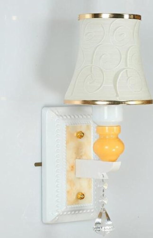 FDH Das glas Wandleuchte modernen minimalistischen Schlafzimmer Bett Lampen, 130  270 (mm), Dual Head