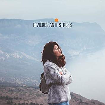 Rivières anti-stress: Eau calme, Nature curative, Ruisseaux purs, Sons de la forêt