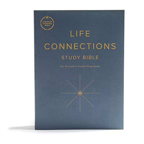 Compare Textbook Prices for CSB Life Connections Study Bible, Trade Paper  ISBN 9781433619526 by Coleman, Lyman,Holman Bible Editorial Staff