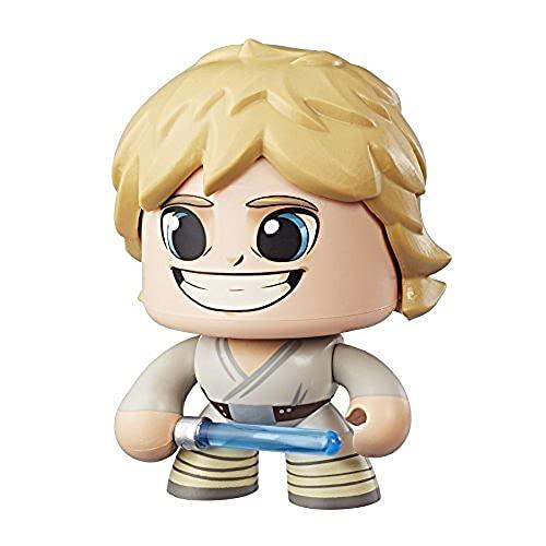 Oferta de Star Wars- Mighty Muggs Figura Coleccionable, Luke, Color Skywalker, Norme (Hasbro E2173EU4) , color/modelo surtido