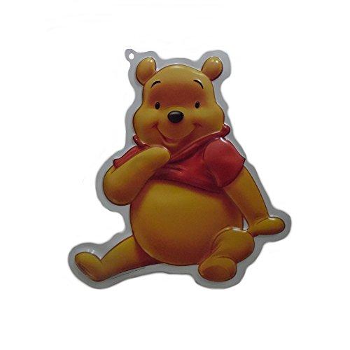 Compatible avec Winnie L'Ourson décoration murale 3D Disney enfant, stickers tableau