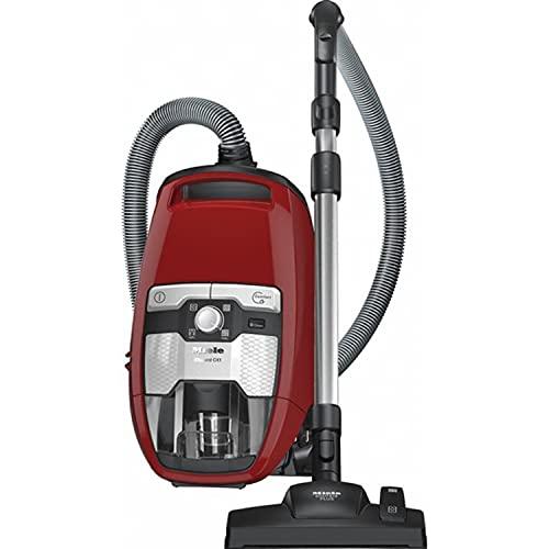 Aspirador sin bolsa modelo Blizzard CX1 Red EcoLine SKRP3 con tobera universal EcoTeQ Plus, color rojo, 70 x 50 x 70 centímetros (referencia: Miele 41KRP330SEE)