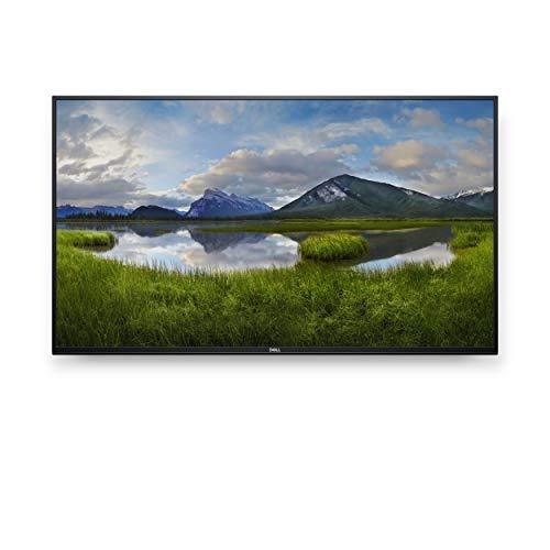 Dell C5519Q Beschilderungsdisplay 139,7 cm (55 Zoll) LCD 4K Ultra HD Digital Signage Flachbildschirm Schwarz - Beschilderungsanzeigen (139,7 cm, LCD, 3840 x 2160 Pixel, 350 cd / m², 4K Ultra HD, 8 ms)