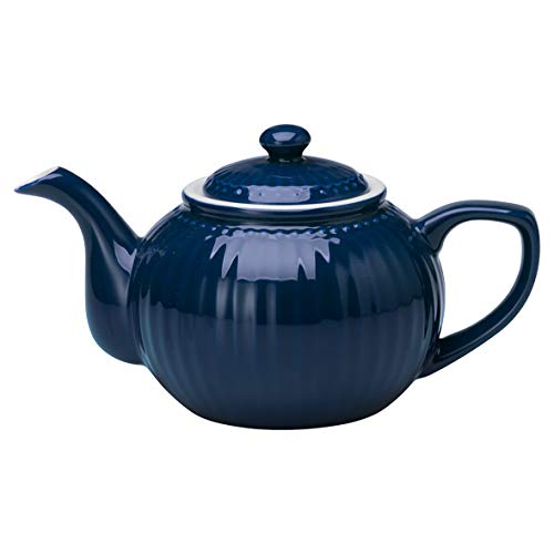 Teekanne, Alice Dark Blue von GREENGATE