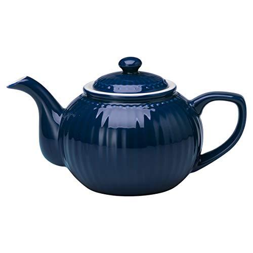 Teekanne, Alice Dark Blue von GREENGATE