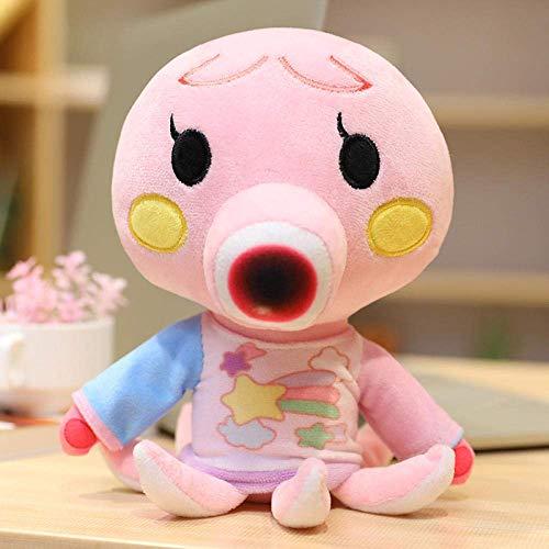 KECEE R 20cm Cruce de Animales de Marshal Animales raros Jingjiang Doll KK Isabelle Juguetes-25CM-Marina Shuanghao