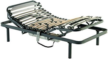 LA WEB DEL COLCHON - Cama Articulada Confort Plus 80x 190 cms.