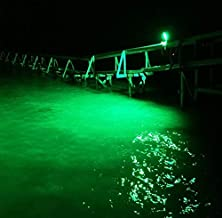 AlumiGlo DockPro 16000 Above Water Green LED Dock Light