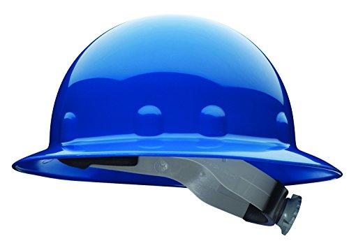 Fibre Metal E1RW71A000 Full Brim Ratchet Blue Supereight 8pt Hd Hardhat
