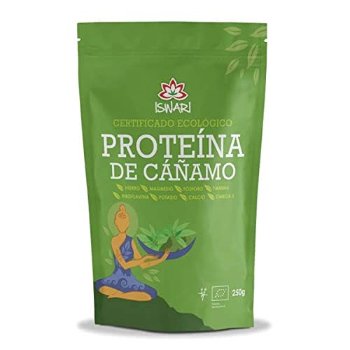 Imagen del productoProteína de Cáñamo 250g