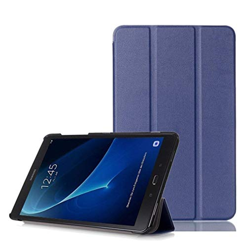 DETUOSI Custodia per Samsung Galaxy Tab A6 10.1' (SM-T580 / T585) Tablet  PU Pelle Case Cover Custodia con Supporto